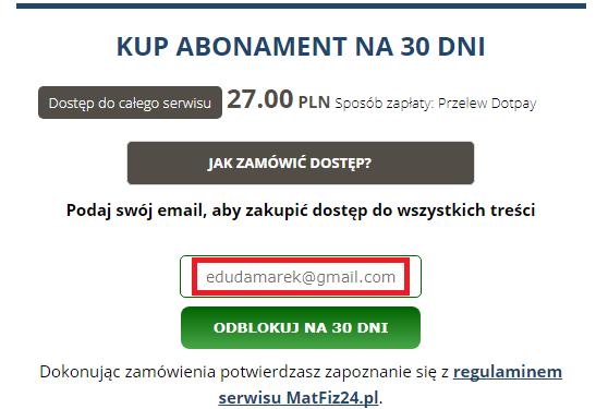 pobranie maila fast micro pay do płatności wordpress